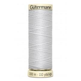 Bobine de Fil pour tout coudre Gutermann 100 m - N°8
