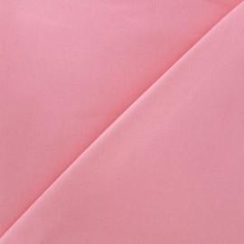 ♥ Coupon 70 cm X 140 cm ♥ Tissu Jeans élasthanne uni - rose