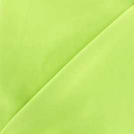 ♥ Coupon 100 cm X 140 cm ♥ Elastic plain jeans fabric - anise