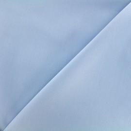 Tissu Jeans élasthanne uni - bleuet x 10cm