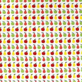Tissu Poppy Sweet fruit - multi x 10cm