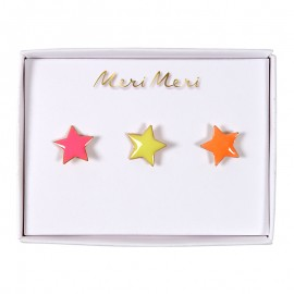 Pin's Meri Meri - Stars