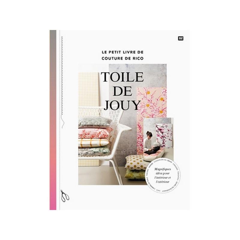 Le Petit Livre De Couture De Rico Toile De Jouy Book