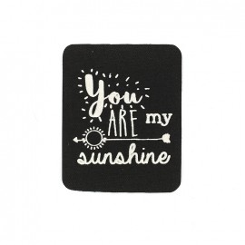 Thermocollant Yolo - You are my sunshine