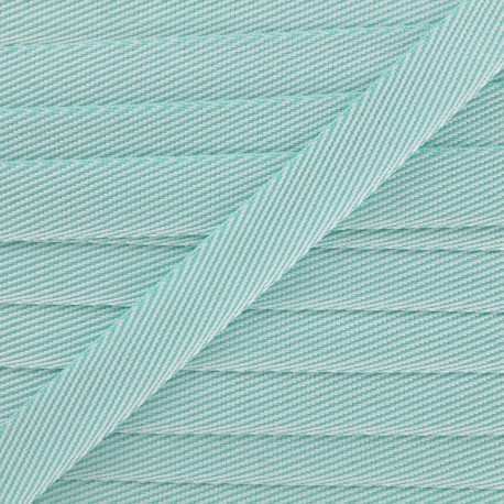 Guinguette chambray ribbon - sky blue