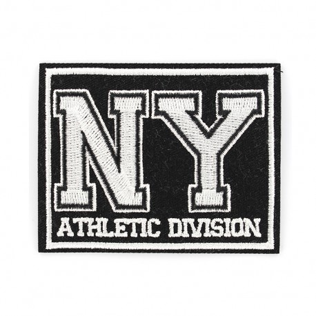 Thermocollant New York Athletic division - noir/blanc