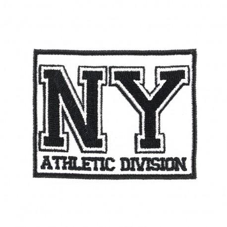 Thermocollant New York Athletic division - blanc/noir