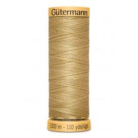 Bobine de Fil à coudre coton Gutermann 100m - N°1037