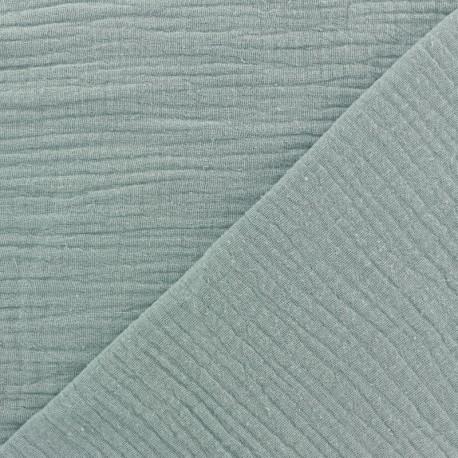 Double gauze fabric MPM - opaline x 10cm
