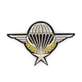Thermocollant brodé Army - parachutiste