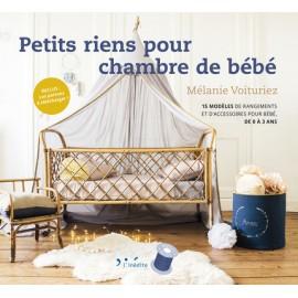 """Livre """"Petits riens pour chambre de bébé"""""""