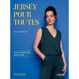 Jersey pour toutes Annabel Benilan