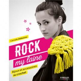 """Book """"Rock my laine bijoux et accessoires au crochet"""""""
