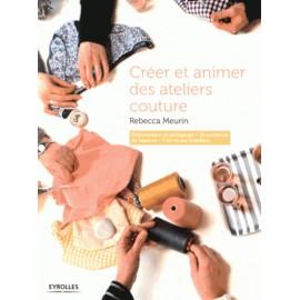 """Livre """"Créer et animer des ateliers couture"""""""