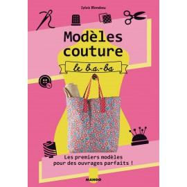 """Book """"Modèles couture le b.a ba"""""""