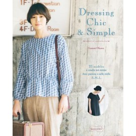 "Livre ""Dressing Chic et simple"""
