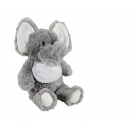 Cuddly toy to embroider - elephant