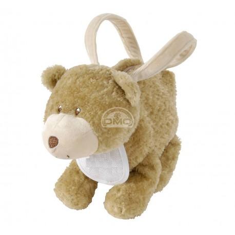 Teddydou bag to embroider - bear