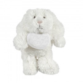 Cuddly toy to embroider - rabbit