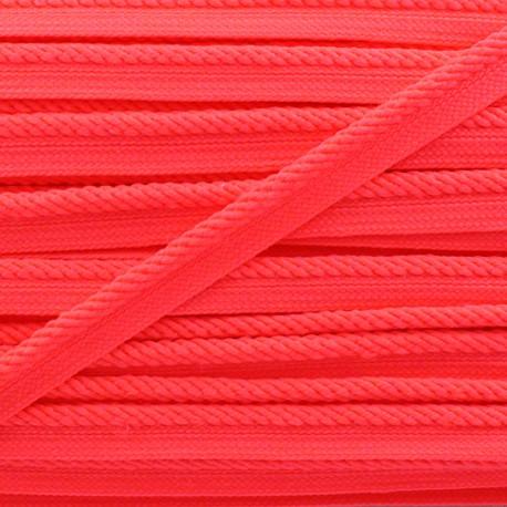 Vivo braided piping - neon pink x 1m