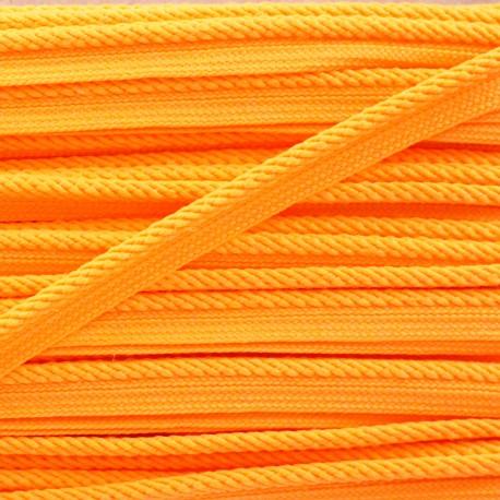 Vivo braided piping - neon orange x 1m
