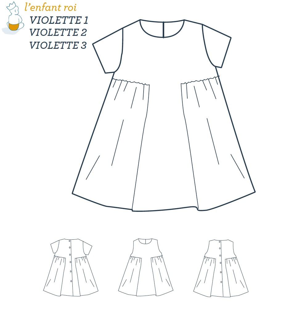 7943d24f63efb Tuto gratuit robe fille 3 ans – Site de mode populaire