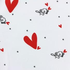 Batiste fabric - LYTTMAB Camillette création x 10cm