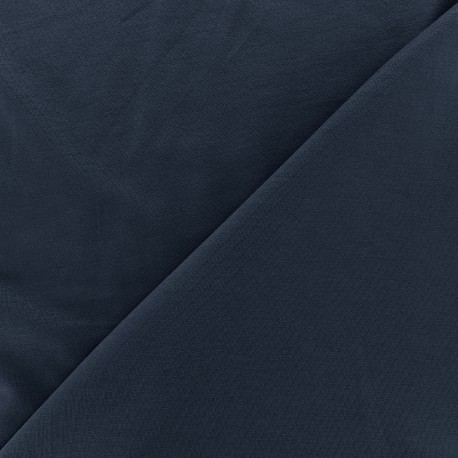 Jersey Bamboo Fabric - navy x 10cm