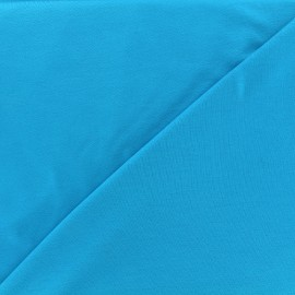 Jersey Bamboo Fabric - turquoise x 10cm