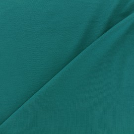 Jersey Bamboo Fabric - teal x 10cm