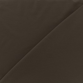 Oeko-tex jersey Bamboo Fabric - brown x 10cm