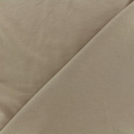 Jersey Bamboo Fabric - grege x 10cm