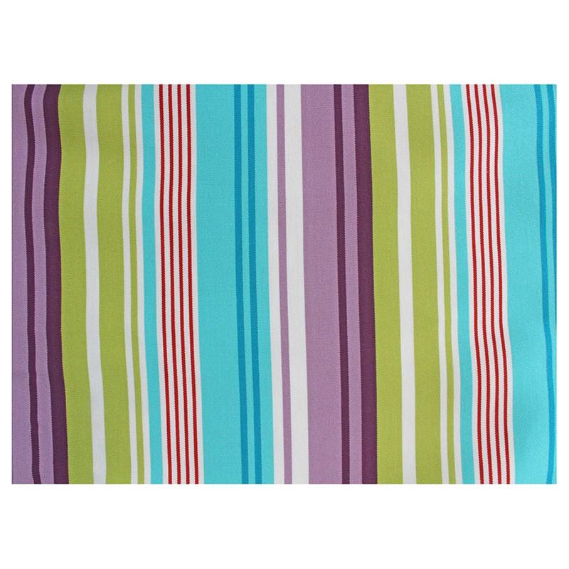 tissu toile transat playa la rochelle 43cm turquoise x. Black Bedroom Furniture Sets. Home Design Ideas