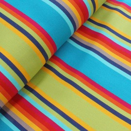 Tissu toile transat Playa Sao Paulo (43cm) - anis x 10cm