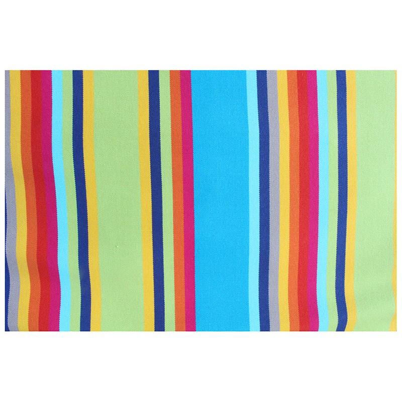 tissu toile transat playa sao paulo 43cm anis x 10cm. Black Bedroom Furniture Sets. Home Design Ideas