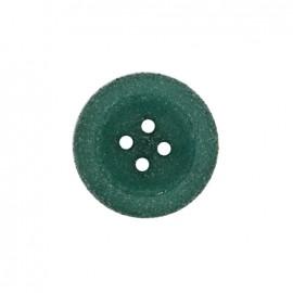 Bouton polyester Cassonade - vert