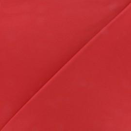 Tissu Lycra épais Maillot de bain - rouge x 10cm