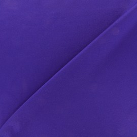 Tissu Lycra épais Maillot de bain - bleu roi x 10cm