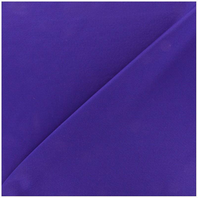Tissu lycra pais maillot de bain bleu roi x 10cm ma - Tissu maillot de bain ...