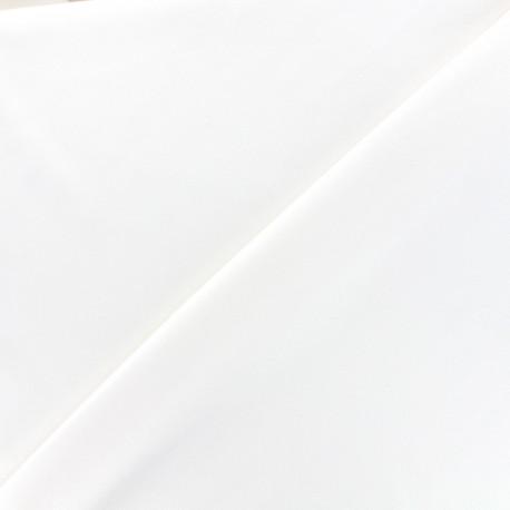 Tissu Lycra épais Maillot de bain - crème x 10cm