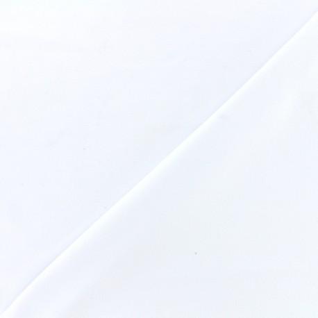 Tissu Lycra épais Maillot de bain - blanc x 10cm