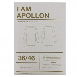 Patron I AM Sweat-Shirt - I am Apollon