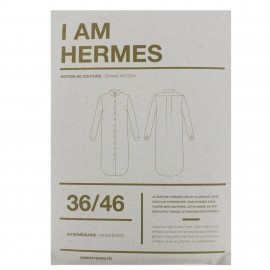 Patron I AM Chemise - I am Hermes