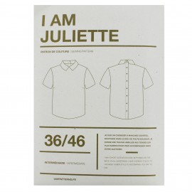Patron I AM Chemisier - I am  Juliette