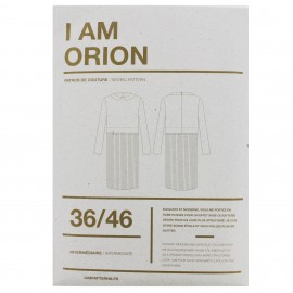 Patron I AM Robe - I am Orion