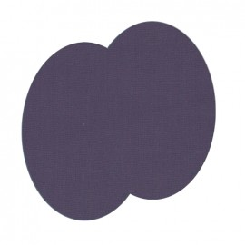 Elbow-pads/Knee-pads Iron On FrouFrou - Wise Purple