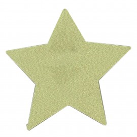 Iron-on patch Star FrouFrou - Sparkling Gold