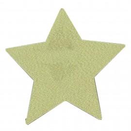 Thermocollant étoile tout ce qui brille FrouFrou - Or scintillant