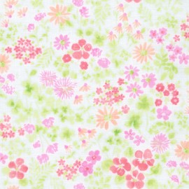 Tissu coton  Sevenberry Comfy Double Gauze -  Blossom x 10cm