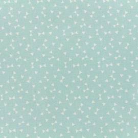 Yozid cotton fabric - mint x 10cm